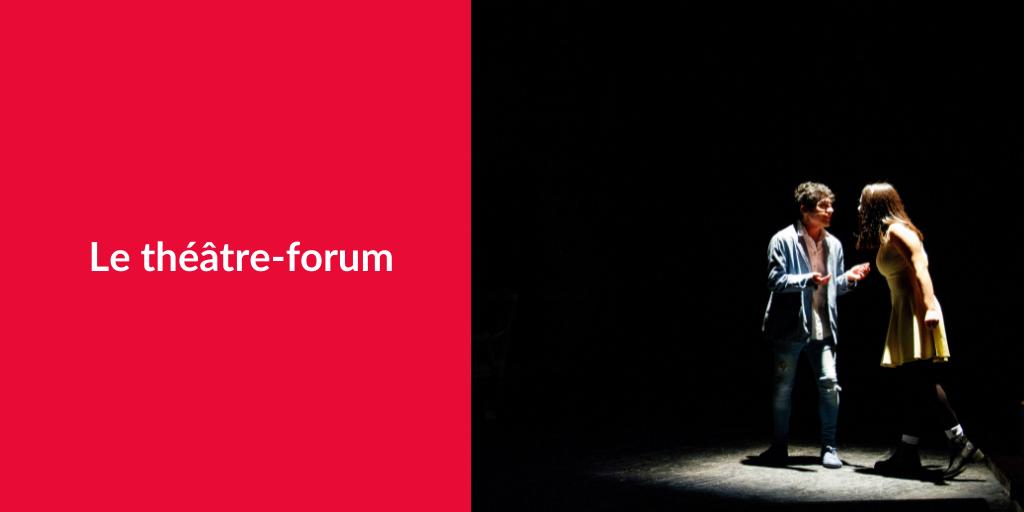 Le théâtre forum